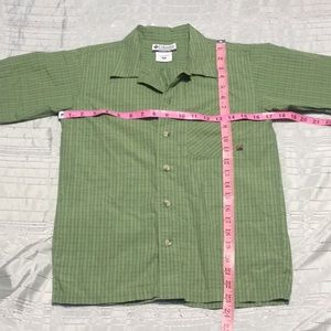 Columbia Youth button down blouse new w/o tag!